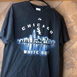 Vintage Chicago White Sox Majestic shirt rare